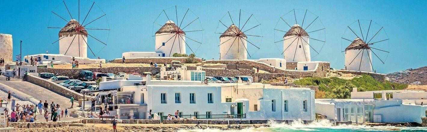 HRS offers you a wide range and exclusive selection of reasonably priced top class hotels in Greece. ✔ HRS best-price guarantee ✔ Real guest reviews