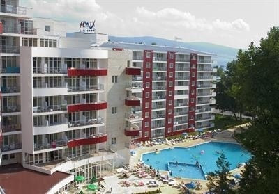 Hotel Fenix -Half Board