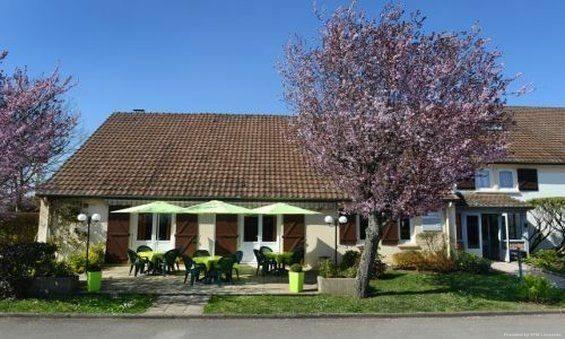 Hotel Kyriad Dijon Quetigny
