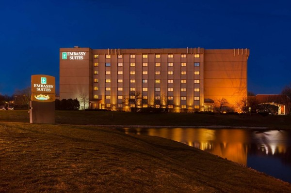 Hotel Embassy Suites by Hilton Chicago Schaumburg Woodfield