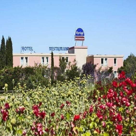 Hotel Kyriad - Marseille - Les Pennes Mirabeau Aeroport