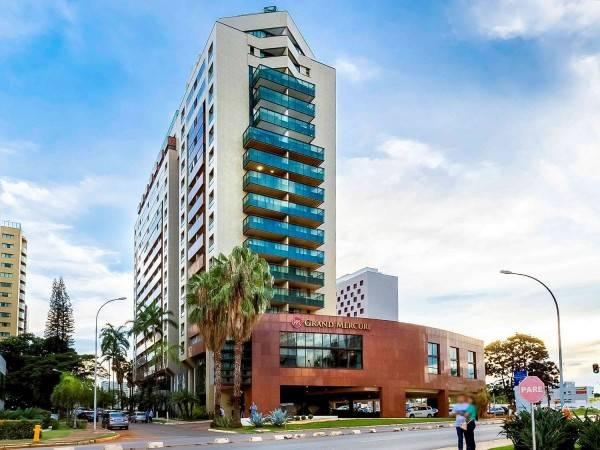 Hotel Grand Mercure Brasilia Eixo Monumental