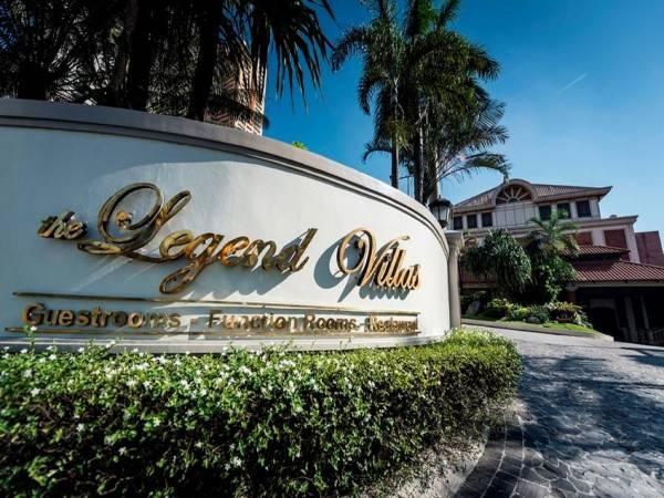 Hotel The Legend Villas