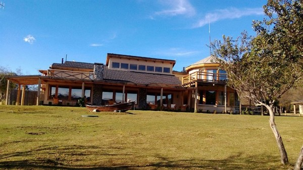 Hotel Hacienda Tres Lagos