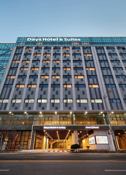 DAYS HOTEL AND SUITES INCHEON