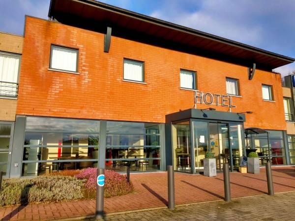 DC Hotel Restaurant Charleroi Airport