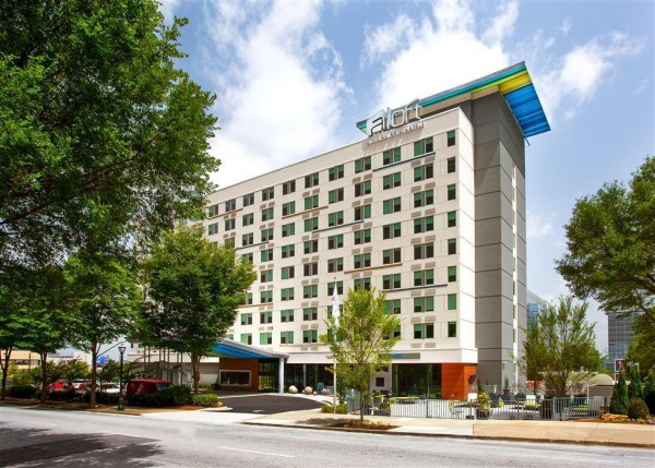 Hotel Aloft Atlanta Downtown