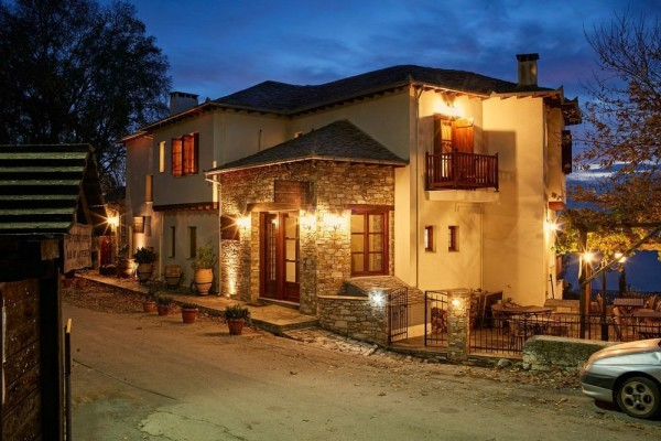 Dryades Hotel 3 Hrs Star Hotel In Agios Lavrentios Volos Thessaly