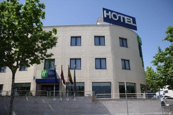 Holiday Inn Express MADRID-SAN SEBASTIAN D/L REYES