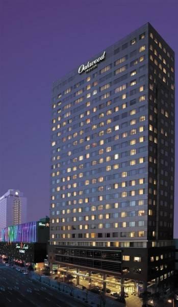 Hotel Oakwood Premier Coex Center