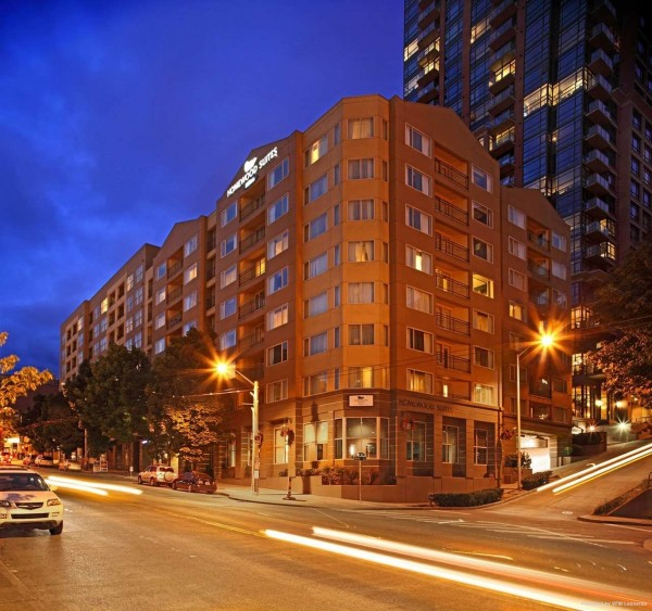 Hotel Homewood Suites by Hilton Seattle-Conv Ctr-Pike Street
