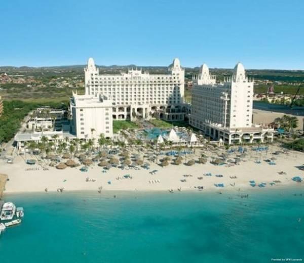 Hotel Riu Palace Aruba All Inclusive In