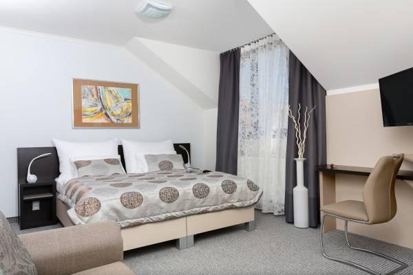 Hotel Hradbová Penzion