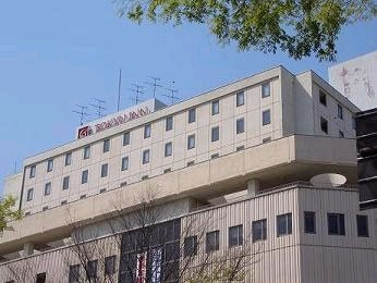 Hotel Crown Hills Fukushima Ekimae
