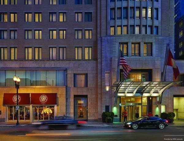 Hotel Mandarin Oriental Boston