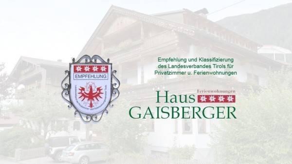 Hotel Haus Gaisberger