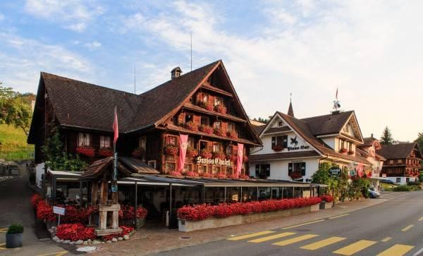 Hotel Swiss Chalet Lodge Swiss-Chalet Merlischachen