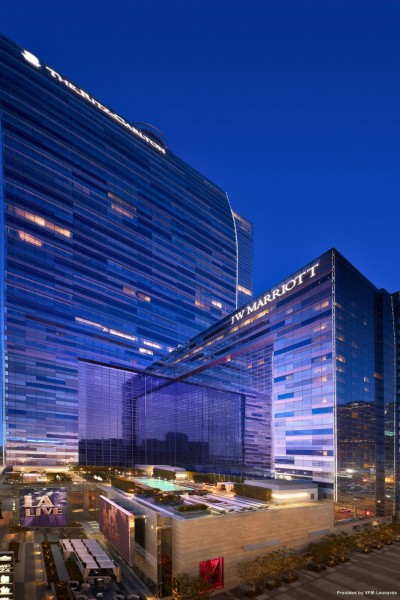 Hotel JW Marriott Los Angeles L.A. LIVE