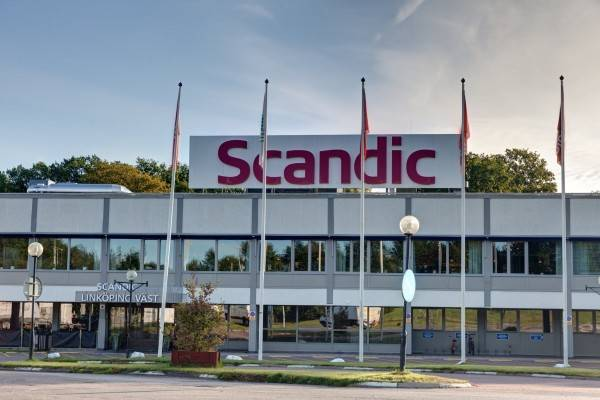 Hotel Scandic Linköping Väst