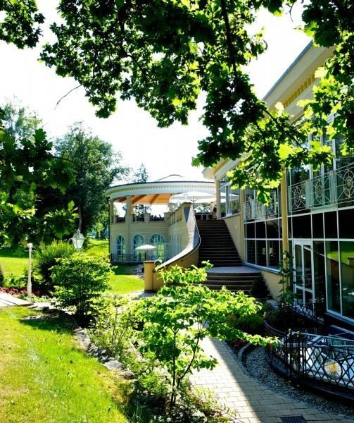 Hotel Steigenberger Sonnenhof, Der