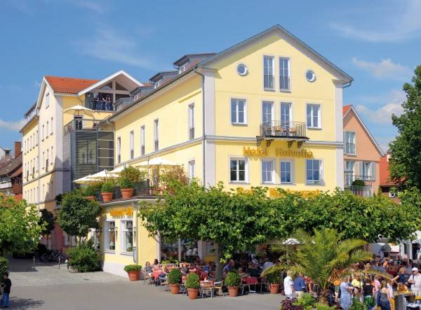 Hotel Helvetia Wellness & Spa Domizil