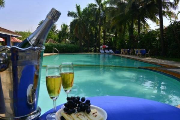 Hotel Kesarval Garden Retreat