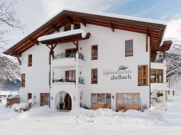 Hotel Appartement-Haus-Gladbach