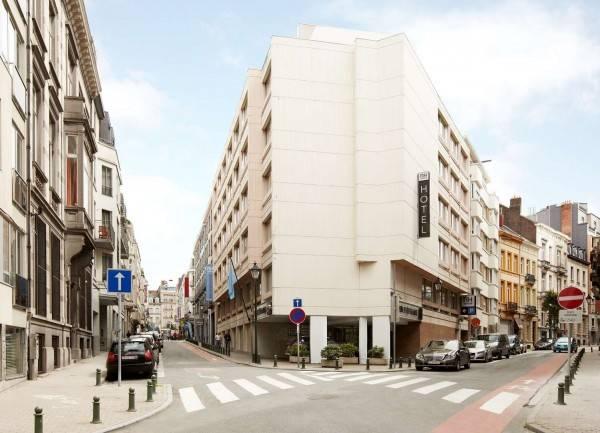 Hotel NH Brussels Stéphanie