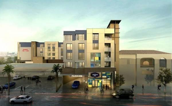 Hampton Inn - Suites Los Angeles - Glendale