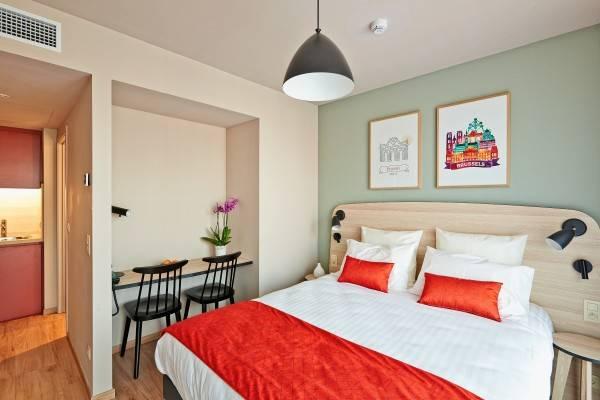 Hotel APPART'CITY CONFORT BRUXELLES GARE DU MIDI