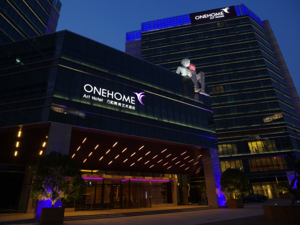 Onehome Art Hotel