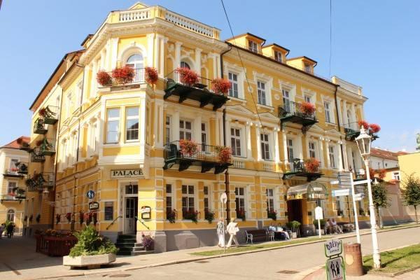 Hotel Lázeňský dům Palace