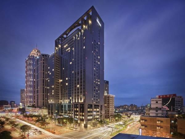 Hotel Hilton Taipei Sinban
