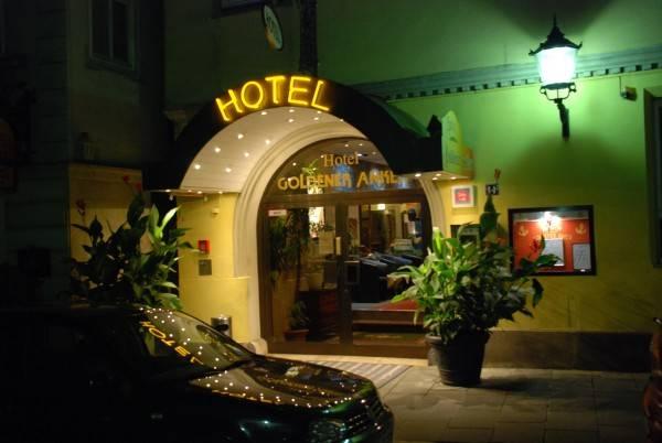 Hotel Goldener Anker Stadt Mitte