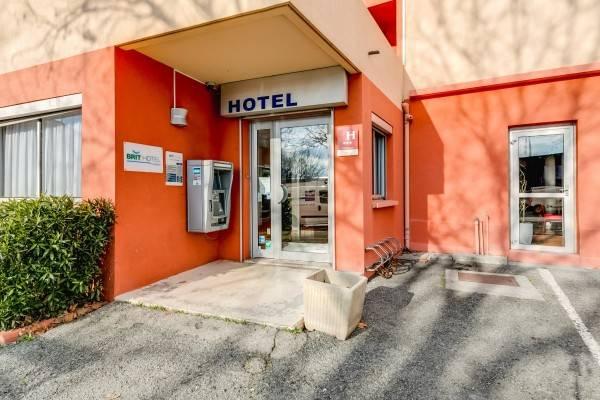 Brit Hotel Grenoble Sud Liberation