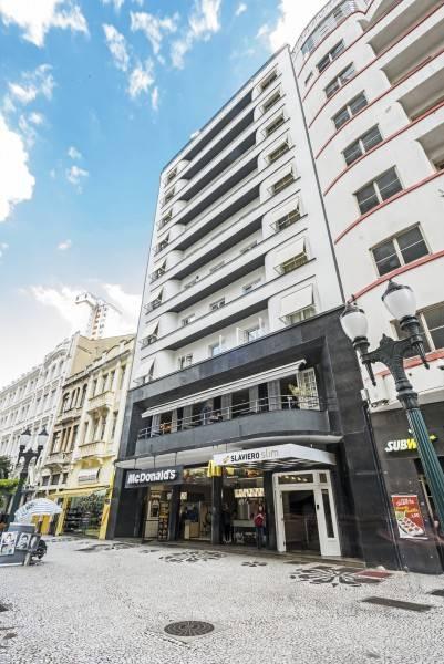 Hotel Slim Curitiba Centro by Slaviero Hoteis