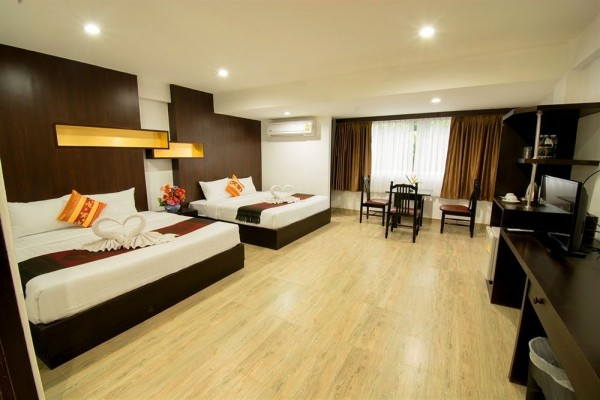 Hotel Boss Suites Pattaya