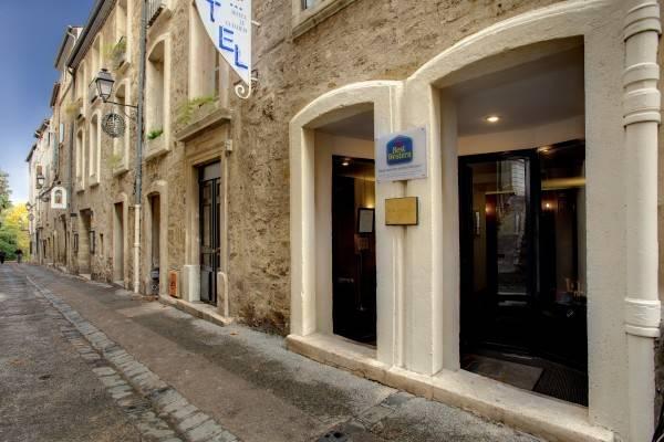 Hotel Best Western Le Guilhem