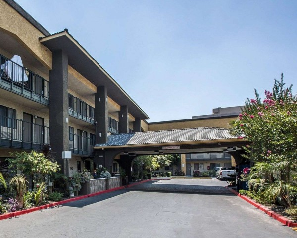 Quality Inn Ontario Airport Convention C