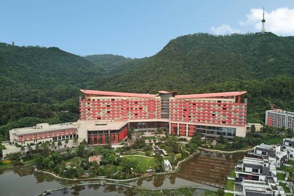 Hotel Four Points by Sheraton Guangdong Heshan Four Points by Sheraton Guangdong Heshan
