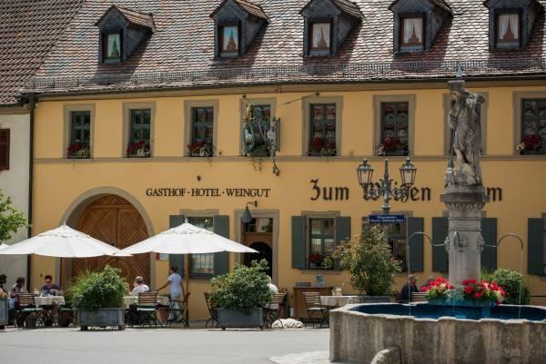 Hotel Zum Weißen Lamm Weingut