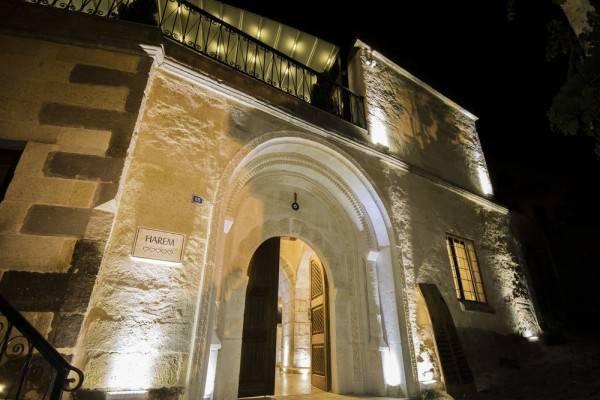 Harem Cappadocia Hotel In Uchisar Nevsehir Ili Hrs