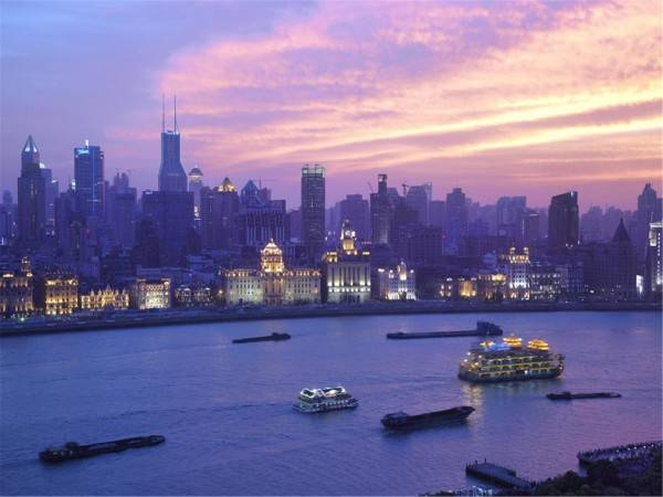 Hotel Pudong Shangri-La Shanghai