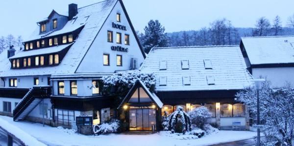 Hotel Kainsbacher Mühle