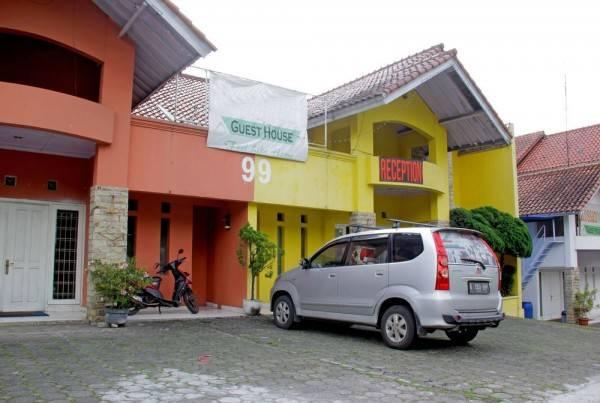 Hotel RedDoorz near Kampung Gajah