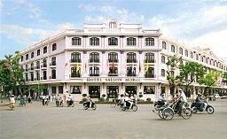 Hotel Saigon Morin In Hue City