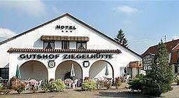 Hotel Gutshof Ziegelhütte