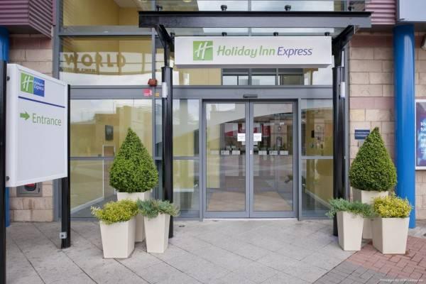 Holiday Inn Express BRADFORD CITY CENTRE