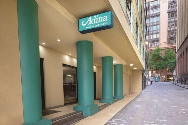 Hotel Adina Serviced Apartments Sydney Martin Place