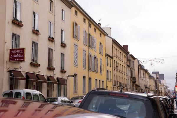 Hôtel le Stanislas